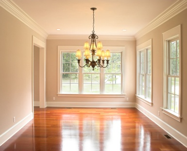 Moldings in Norcross GA installed by Universal Services LLC