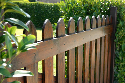 Fence in Johns Creek GA by Universal Services LLC