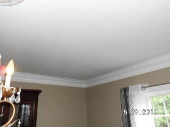 After Drywall Repair and Painting in Snellville, GA